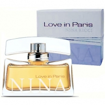 Nina Ricci Love in Paris - 30ml - Parfumska voda