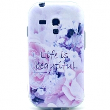 LIFE IS BEAUTIFUL - SAMSUNG GALAXY S3 MINI