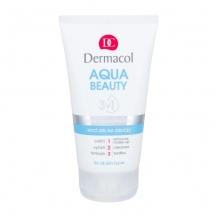Dermacol Aqua Beauty 3in1 Face Cleansing Gel -150ml - Čistilni gel