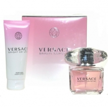 Versace Bright Crystal (90ml toaletna voda + 100ml body losjon)