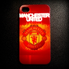MANCHESTER UNITED - IPHONE 4