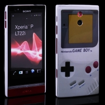 GAME BOY - SONY XPERIA P