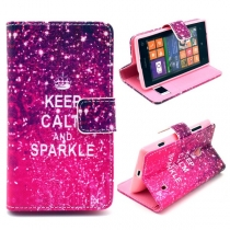 KEEP CALM AND SPARKLE - NOKIA LUMIA 520