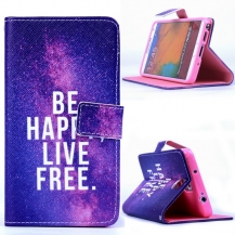 BE HAPPY, LIVE FREE - SAMSUNG GALAXY NOTE 3