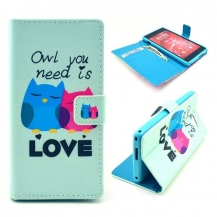 OWL YOU NEED IS LOVE - SONY XPERIA M2