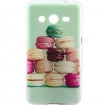 HAPPY FRENCH MACARONS - SAMSUNG GALAXY CORE 2