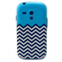CIK CAK BLUE - SAMSUNG GALAXY S3 MINI