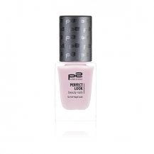 P2 Perfect Look Beauty Nails 020 Rose Touch