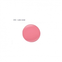 P2 All light UV Nail polish 010 Cute Coral