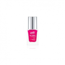 P2 All light UV Nail polish 030  Petite pink
