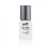P2 All light UV Nail polish Base Coat