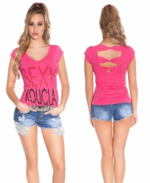 Ženski top IN-L075-N-PINK