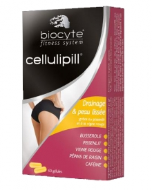 Anticelulit - CELLULIPILL, 60 kapsul (Biocyte)
