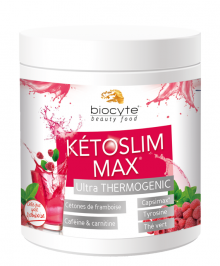 Beauty Food Biocyte KETOSLIM MAX ULTRA THERMOGENIC, 280 g