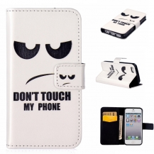 DON`T TOUCH MY PHONE (BEL) - APPLE IPHONE 5 / 5S / SE